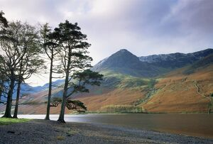 Buttermere, Lake District National Park, Cumbria, England, United Kingdom, Europe