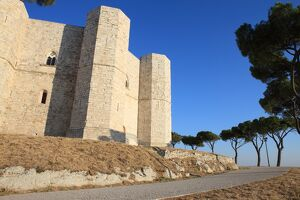 Castel del Monte (Selection of 26 Items)
