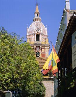 The Cathedral, Cartagena, Colombia