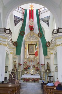 cathedral lady guadalupe puerto vallarta jalisco