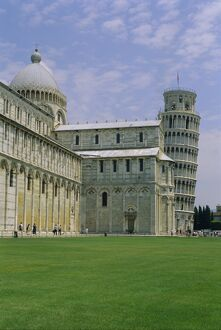 Cathedral and Leaning Tower