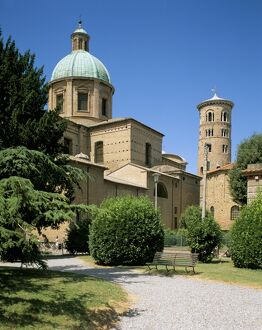 Cathedral, Ravenna