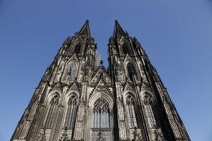 Cathedral, UNESCO World Heritage Site, Cologne, North Rhine Westphalia, Germany, Europe