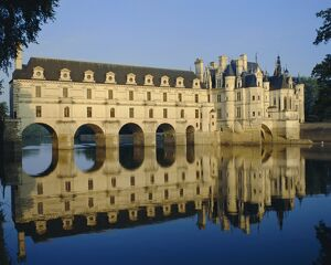 chateau chenonceau loire valley centre france