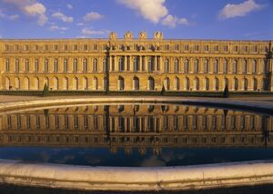 Chateau, Versailles, UNESCO World Heritage Site, Ile-de-France, France, Europe