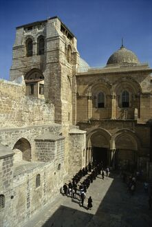 church holy sepulchre old city unesco world