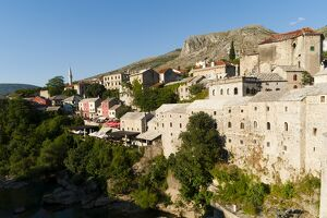 City of Mostar, municipality of Mostar, Bosnia and Herzegovina, Europe
