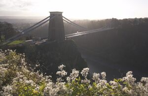 clifton suspension bridge bristol england united