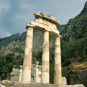 Delphi, UNESCO World Heritage Site