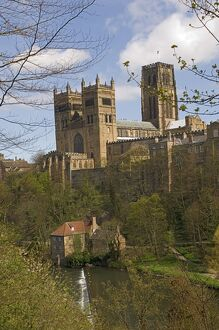 Durham Cathedral, UNESCO World Heritage Site, Durham City, Co. Durham, England