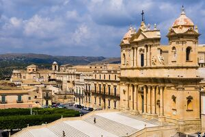 Late Baroque Towns of the Val di Noto (South-Eastern Sicily) (Selection of 14 Items)