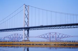 Firth of Forth Bridges