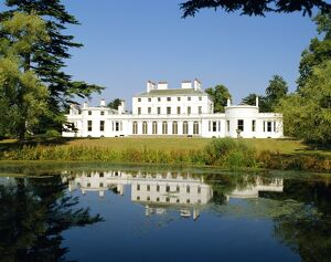 Frogmore House, Home Park, Windsor Castle, Berkshire, England, UK