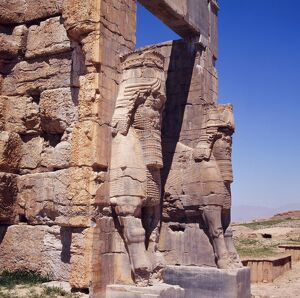 The Gateway of Xerxes