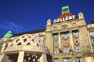 Gellert Hotel and Spa, Budapest, Hungary, Europe