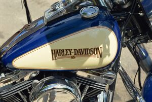 <b>Harley-Davidson</b><br>Selection of 23 items