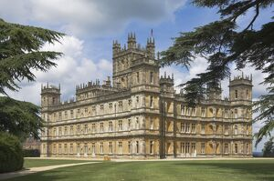 <b>Highclere Castle</b><br>Selection of 12 items