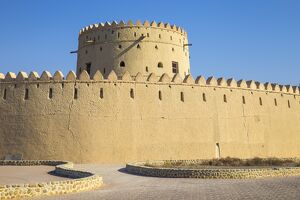 hili fort watchtower hili al ain unesco world