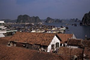 Hong Gai, Ha Long Bay