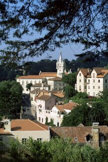 Houses at Sintra