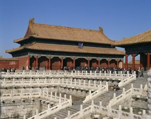 The Imperial Palace, Forbidden City, Beijing, China, Asia