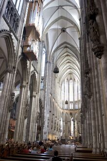 Interior, Cologne Cathedral