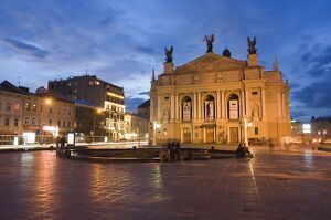 Ivan Franco Opera and Ballet Theatre