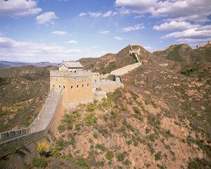 Jinshanling section of the Great Wall of China, UNESCO World Heritage Site
