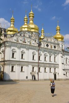 Kiev-Pechersk Lavra, Cave monastery, UNESCO World Heritage Site, Kiev, Ukraine, Europe
