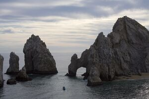 Lands End, Cabo San Lucas, Baja California, Mexico, North America