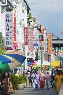Little India, Georgetown, Penang, Malaysia, Southeast Asia, Asia
