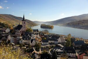 Lorch, Rhine Valley, Hesse, Germany, Europe