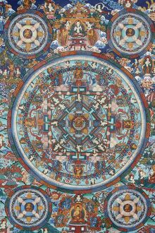 <b>Tibetan Art</b><br>Selection of 11 items
