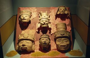 Mayan and other pre-Columbian artifacts