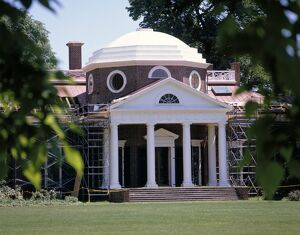 <b>Monticello and the University of Virginia in Charlottesville</b><br>Selection of 39 items