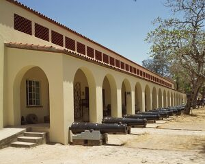 Museum at Fort Jesus