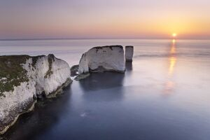 Old Harry Rocks, The Foreland or Handfast Point, Studland, Isle of Purbeck