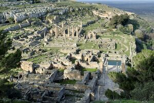 Overview, Cyrene