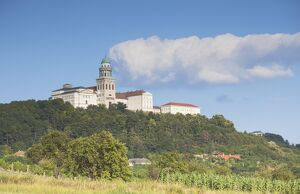 <b>Millenary Benedictine Abbey of Pannonhalma and its Natural Environment</b><br>Selection of 11 items