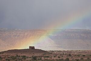 Rainbow, Canyon Country, Utah, United States of America, North America