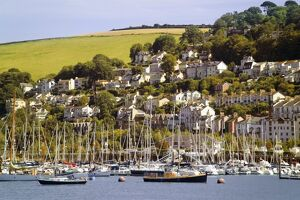 river dart estuary dartmouth south hams devon