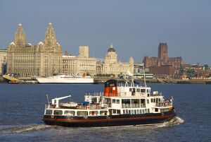 <b>River Mersey</b><br>Selection of 8 items