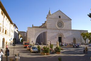 San Chiara church