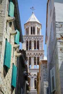 st domnius cathedral bell tower stari grad