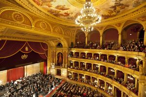 State Opera House (Magyar Allami Operahaz) with Budapest Philharmonic Orchestra, Budapest