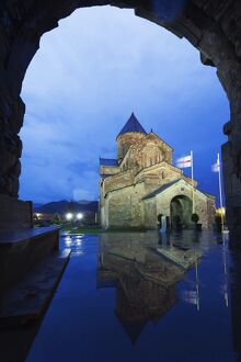 svetitskhoveli cathedral 11th century patriach