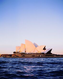 The Sydney Opera House, Sydney, New South Wales, Australia