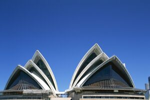 Sydney Opera House, Sydney, New South Wales (N.S.W.), Australia, Pacific