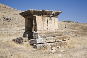 Tomb, archaeological site of Hierapolis