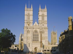 Westminster Abbey, London, England, UK